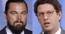 """DiCaprio ataca Bolsonaro e leva invertida de Salles: """"Vai colocar seu dinheiro onde está sua boca?"""""""