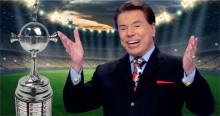 É oficial! SBT dribla a Globo, fecha acordo e vai transmitir a Copa Libertadores
