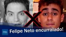 O jovem que desmoralizou Felipe Neto e pôs a esquerda em desespero (veja o vídeo)
