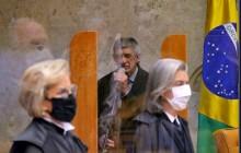 Inacreditável! Na posse de Luiz Fux na presidência do STF, o desrespeito ao Hino Nacional (veja o vídeo)