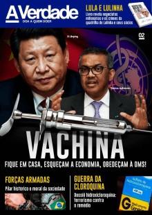 Vachina: Tedros, Jinping - O Dragão vermelho ataca!