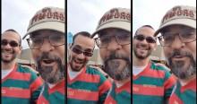 O animado reencontro dos Weintraub nos EUA… (veja o vídeo)