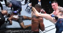 No UFC, lutador conservador dá surra em comunista apoiador do Black Lives Matter (veja o vídeo)