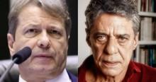 Chico Buarque tem vexatória derrota judicial para deputado Bibo Nunes