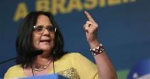 """Damares vai pra cima de jornalista, editor do UOL, que a acusou de 'sequestrar crianças': """"Nos vemos nos Tribunais"""""""