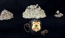 """Operação da PF mira exploração ilegal de diamantes em terras indígenas e evidencia o """"medo"""" do Exército na Amazônia"""