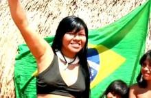 """Liderança indígena explica, """"mais uma vez"""", a verdade sobre as queimadas (veja o vídeo)"""