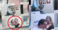 Deputado argentino renuncia após ser flagrado em 'cenas quentes' durante sessão (veja o vídeo)
