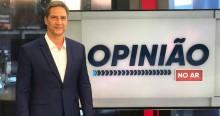 """A novidade mais aguardada do ano: """"Opinião no Ar"""", novo programa de Lacombe, estreia na segunda (veja o vídeo)"""