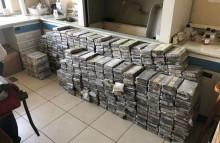 Fim de semana intenso para a PF, com perseguição a bandidos e duas grandes apreensões de cocaína em SP
