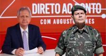 """Estreia com o """"pé na porta"""": programa de Augusto Nunes terá Mourão como convidado"""