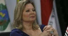 Por suspeita de associação criminosa, PGR pede abertura de inquérito contra Joice, que revida agressiva (veja o vídeo)
