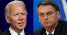 """Bolsonaro dá dura resposta a Biden: """"Brasil mudou, seu presidente não mais aceita subornos"""""""