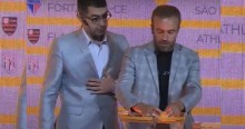 Comentarista da Globo é acusado de manipular sorteio da Copa do Brasil (veja o vídeo)