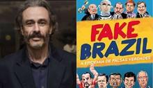 Guilherme Fiuza desmascara os hipócritas modernos em seu novo livro, Fake Brazil