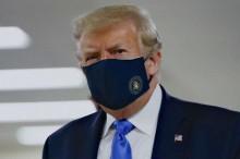 """Trump receberá alta hoje e manda recado: """"Me sentindo muito bem! Não tenha medo da Covid"""""""