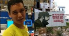 """Jovem cubano manda recado aos brasileiros que adoram o socialismo: """"Vão Morar em Cuba e levem o cachaceiro junto!"""" (veja o vídeo)"""