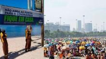 O sofrimento e a realidade das cidades eminentemente turísticas em tempos de pandemia