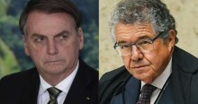 """Sórdida, a """"Mídia do Ódio"""" tenta atribuir a Bolsonaro a responsabilidade por atos de um ministro do STF"""