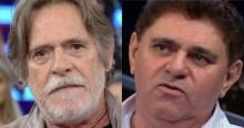 """Humorista não perdoa Zé de Abreu: """"Um lixo humano irreciclável!"""" (veja o vídeo)"""