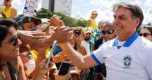 Aprovação do Governo Bolsonaro atinge 67%, o maior índice desde maio de 2019