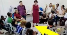 Com tornozeleira eletrônica e apoio do PT, prefeita tenta a reeleição