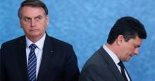 """Bolsonaro detona acusação e manda """"recado"""" para Moro (veja o vídeo)"""