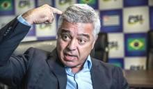 """""""Se o dinheiro é seu e é lícito, você guarda ou enfia onde quiser"""", diz Olímpio, o senador que traiu Bolsonaro"""