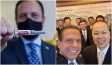 Vacina chinesa obrigatória: Dita Doria quer brincar de Mengele