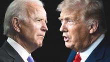 Trump falou para os indecisos. Biden falou pra imprensa...