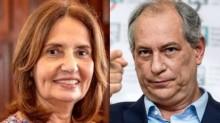 """Em ascensão, candidata comete erro crucial: Cogita """"boquinha"""" para Ciro Gomes"""