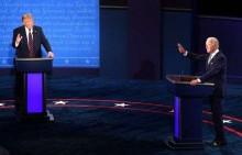 Avassalador na reta final, o 'vira virou' de Trump contra Biden, indica a mais recente pesquisa