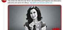 """A """"fake news"""" e a mentira astronômica da Revista Veja"""
