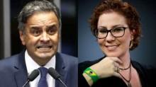Zambelli dá o troco em Aécio e diz que vai propor exame toxicológico em parlamentares