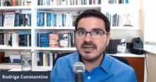 Jovem Pan demite Constantino após campanha da esquerda nas redes