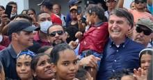 Bolsonaro cumpre promessa e entrega abastecimento de água no interior do Alagoas (veja o vídeo)