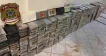 PF apreende mais de 750 kg de cocaína em porto do Rio