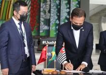 """O estapafúrdio contrato """"ultraconfidencial"""" entre o Butantan e a Sinovac, que não especifica valor entre as partes"""