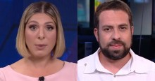 """AO VIVO, Boulos se contradiz e é desmentido por jornalista: """"Os mais ricos votam em você"""" (veja o vídeo)"""
