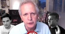 """Augusto Nunes faz importante alerta sobre a censura na web, um """"movimento feito por idiotas"""" (veja o vídeo)"""