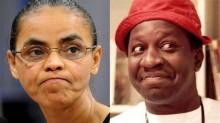 Na lista de personalidades negras da Fundação Palmares, sai Marina e entra Mussum, garante presidente do órgão