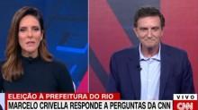 """Paes 'foge' de debate, Crivella detona pesquisas do Ibope e dispara: """"Globo Lixo!"""" (veja o vídeo)"""
