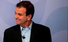 """O """"fujão""""... Paes não comparece a debate com Crivella (veja o vídeo)"""