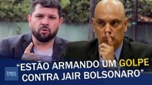 """""""O ministro Alexandre de Moraes envergonhou a Suprema Corte"""", afirma Oswaldo Eustáquio (veja o vídeo)"""