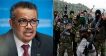 Acusação gravíssima contra Tedros: Diretor da OMS é suspeito de fornecer armas para rebeldes na Etiópia