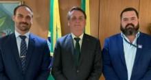"""Ex-assessor de Eduardo Bolsonaro, acusado pelo JN, deve ter caso arquivado por """"falta de provas"""""""