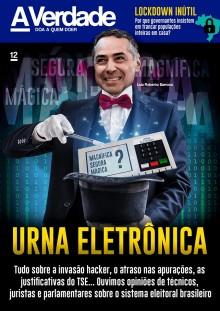 Respeitável público, a eleição chegou mais uma vez e trouxe com ela a única, a magnífica, a inviolável... Urna eletrônica!