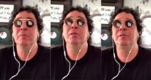 """""""Sofro muito quando morre um dependente químico"""", diz Casagrande aos prantos sobre Maradona (veja o vídeo)"""
