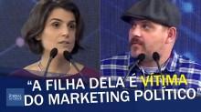 """Exclusivo: Ex de Manuela abre a """"caixa preta"""", conta tudo e desmoraliza a comunista (veja o vídeo)"""