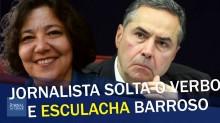 """""""Luis 'Perverso' Barroso é um tiranete dentro do TSE"""", detona jornalista (veja o vídeo)"""